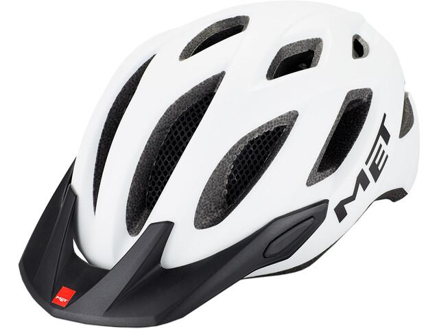 MET Crossover Helm white